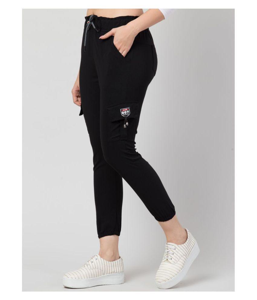 Moshe Cotton Lycra Jeans - Black