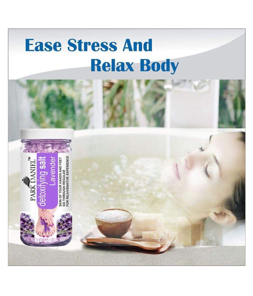 Park Daniel Premium Crystal Lavender Bath Salt 200 g