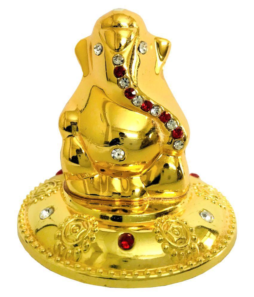 QAMASH Divinity Idols Golden