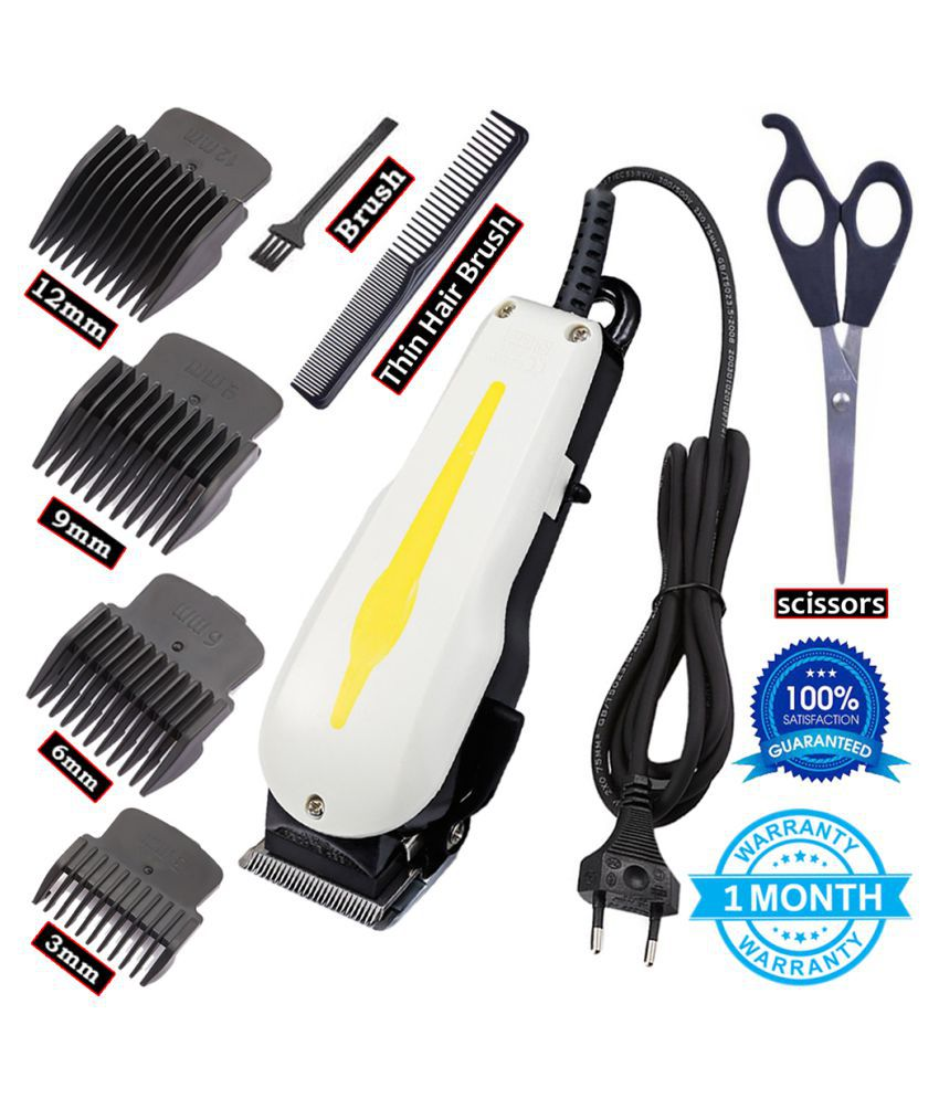 IND Professional Hair Clipper Electric Razor Electric Hair Trimmer SHAVING KIT Casual Gift Set