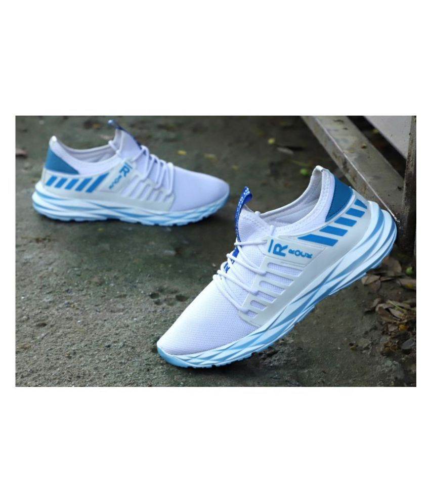 absolutee shoes sport White Running Shoes