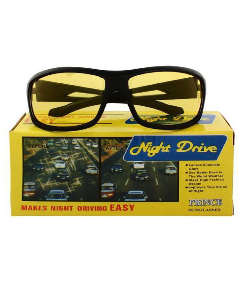 Protection Unisex Sunglasses Eye wear Unisex Sunglass (Transparent Lens)
