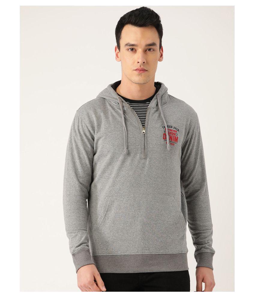 HARBOR N BAY Grey Sweatshirt