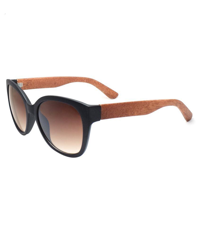 Peter Jones - Brown Square Sunglasses ( 2811BW )