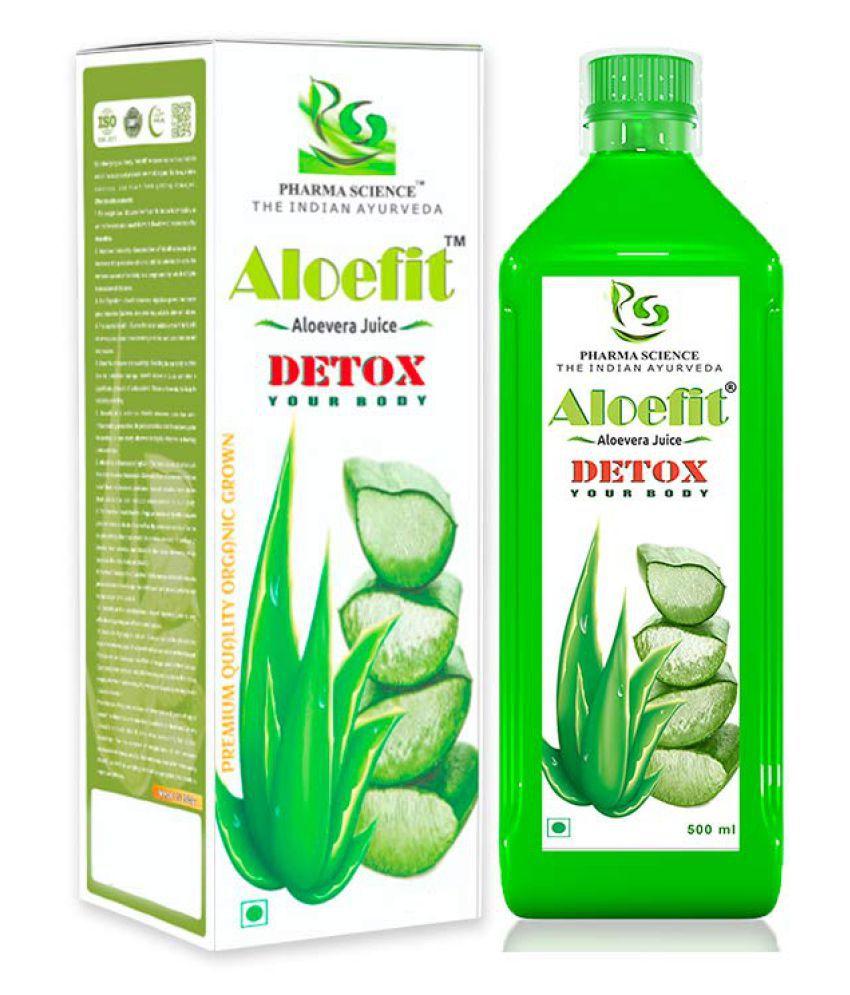 Pharma Science Aloevera Juice Liquid 500 ml Pack Of 1