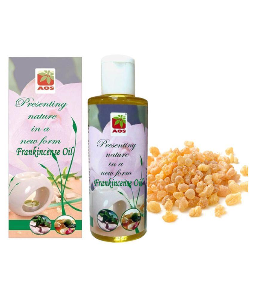AOS Pure Frankincense Oil - 60ml Moisturizing Bath Kit