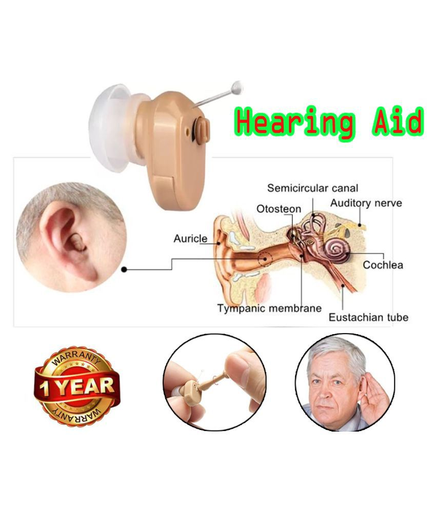 SM AXON K-188 Wireless Volume Adjustable Sound Amplifier Body Health Care TOOLS High Quality Wireless Hearing Aid