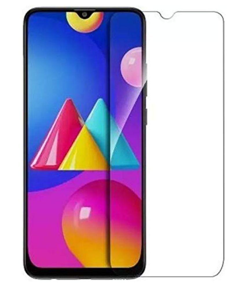 Samsung Galaxy M02 Tempered Glass by EASYKARTZ