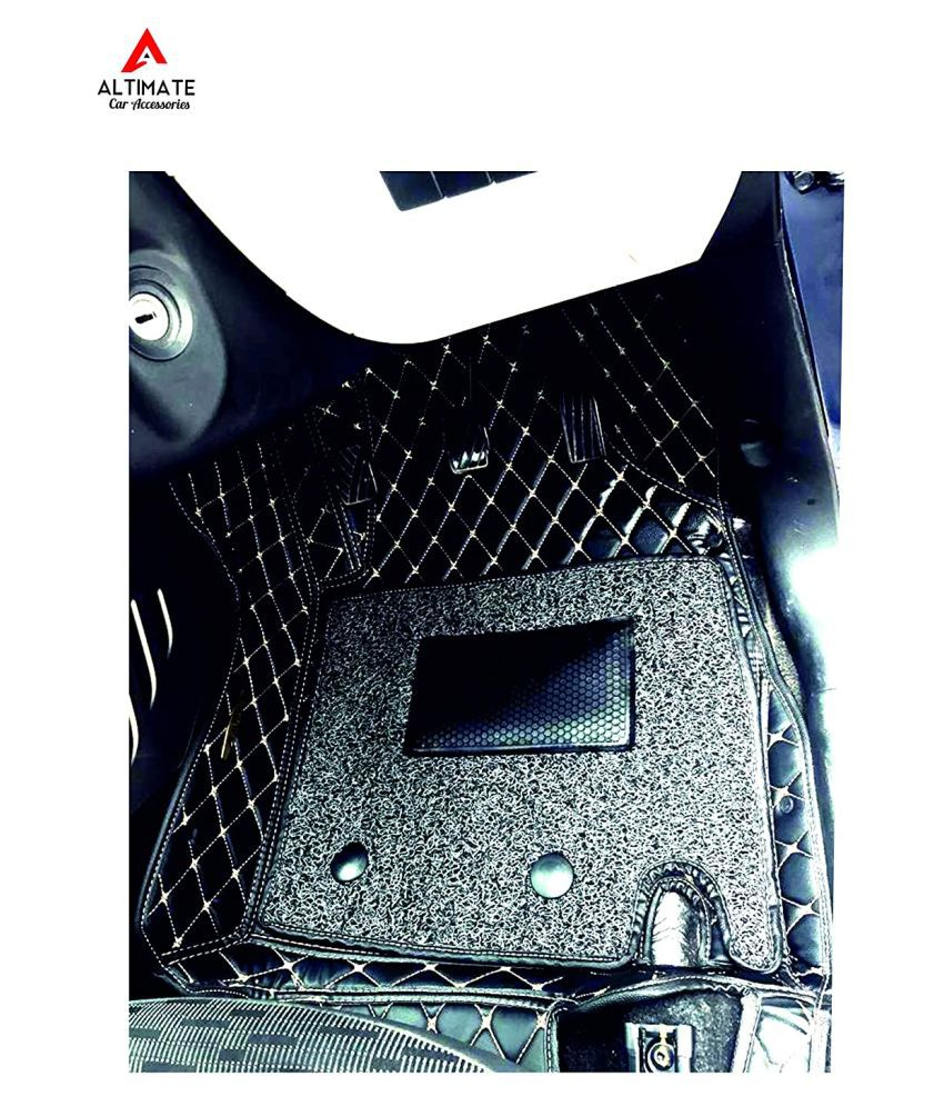ALTIMATE 7D Custom Fitted Car Floor Mats for Ford Endeavour