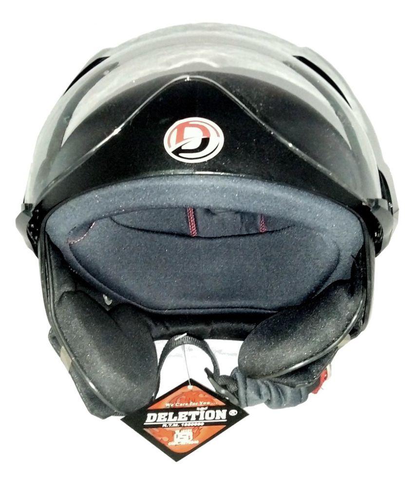 Maha helmet - Full Face Helmet Black M