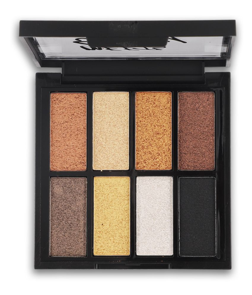 Incolor Meets Story 02 Eye Shadow Pressed Powder SPF 12 Colours 9 g