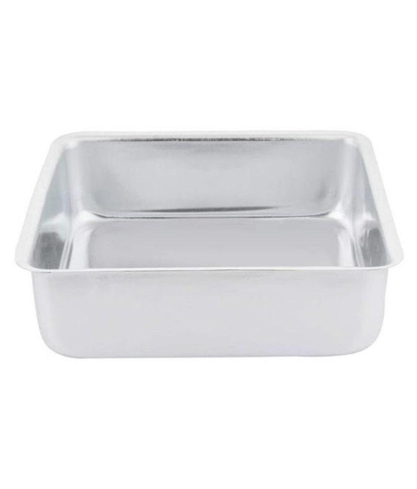 Generic Aluminium Cake tin 1000 mL