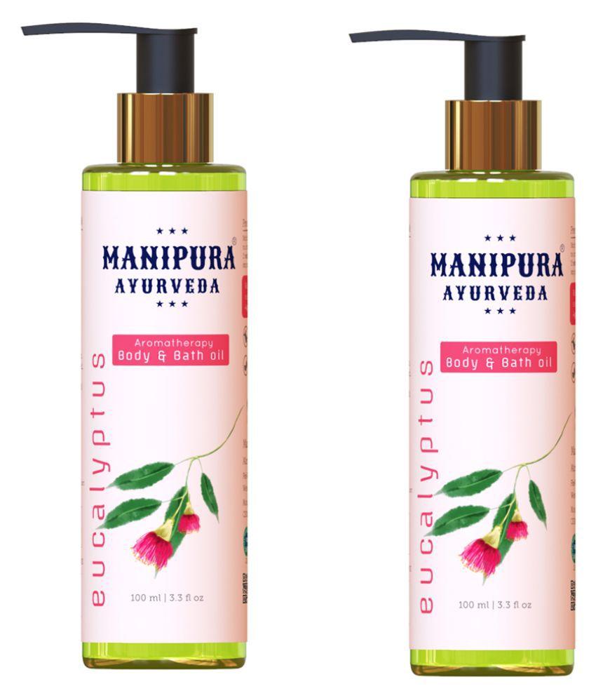 Manipura Ayurveda Eucalyptus 200 mL Pack of 2