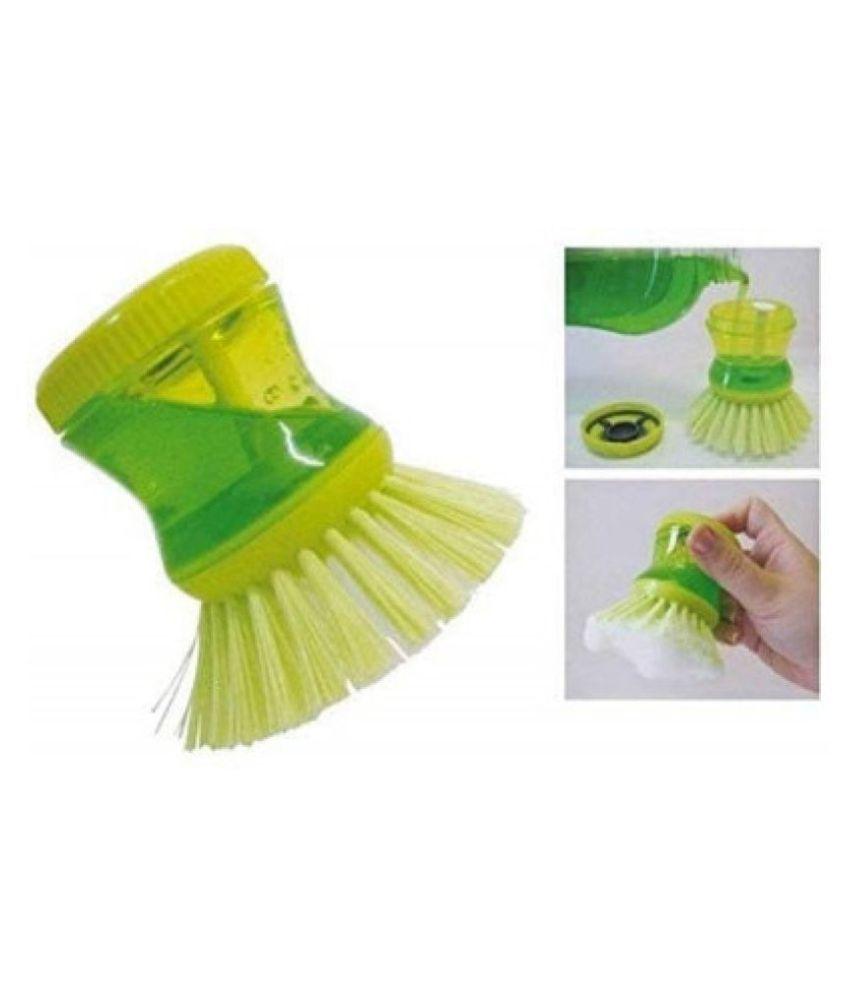 Riya.art Plastic Regular Brush