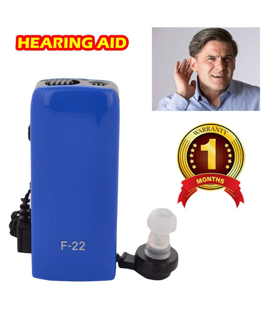 AXON F-22 Pocket Sound Amplifier Electronic Wire Elderly Hearing Loss People AID BEST SOUND Receiver Aid
