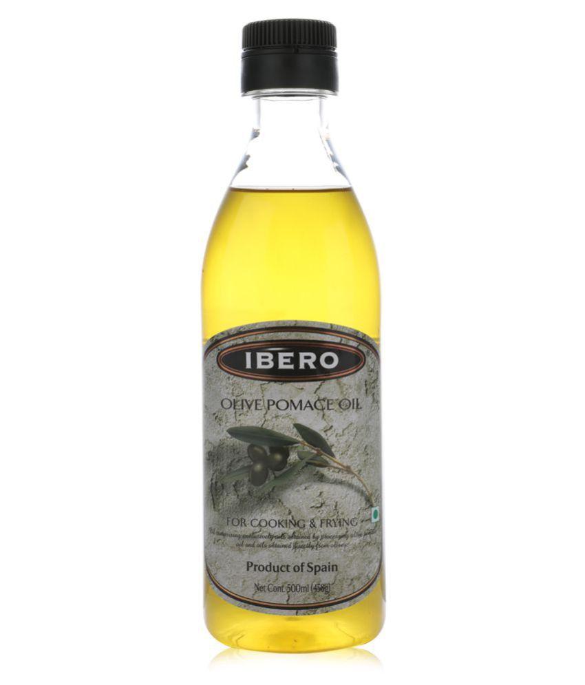 Ibero Pomace Olive Oil 500 g
