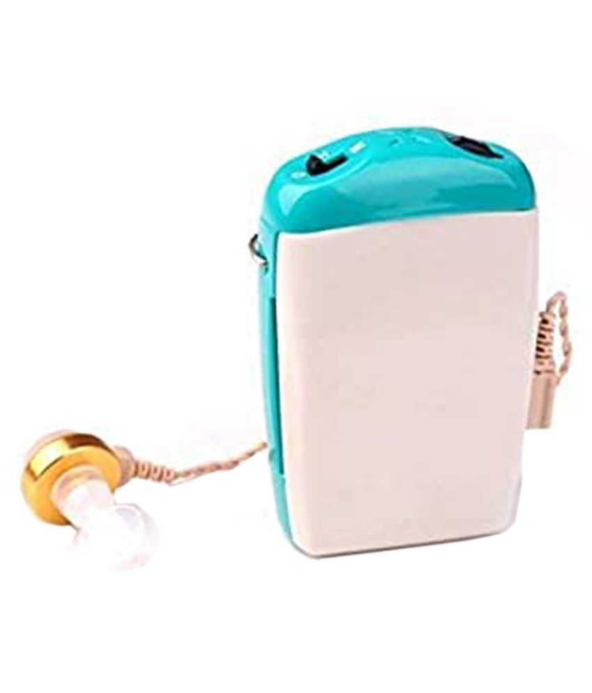 Mini Convenient Voice Sound Amplifier Wired Clip Style Hearing Aid Sound Enhancement Hearing Aid