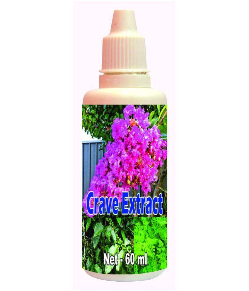 hawaiian herbal Crave Extract Drops-60ml(Get One Bottle 60ml Crave Extract Drops Free) 60 ml Minerals Syrup