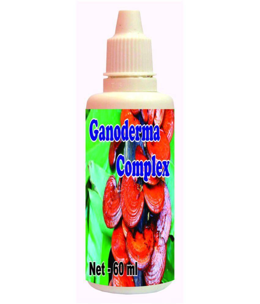 hawaiian herbal Ganoderma Complex Drops (Get 60ml Ganoderma Complex Drops Free) 60 ml Minerals Syrup