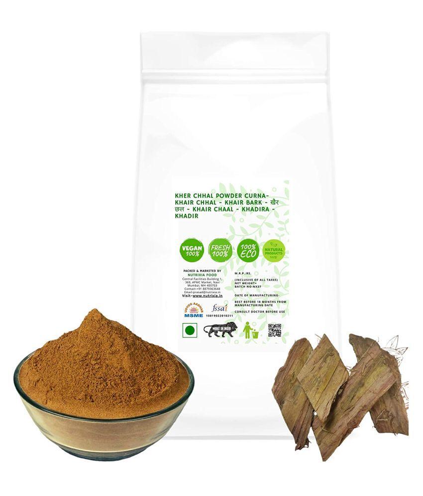 Nutrixia Food \nKher Chhal Powder Curna- Khair Chhal Powder 250 gm Pack Of 1