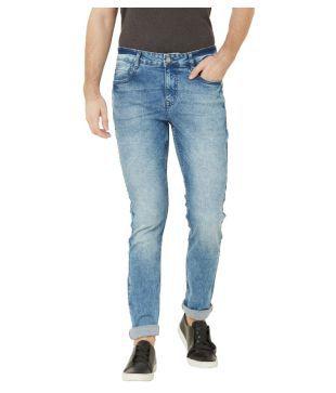 INDIGEN Light Blue Skinny Jeans