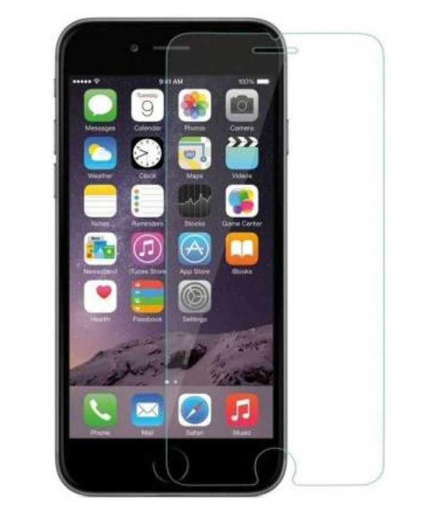 Apple iPhone 6 Plus Tempered Glass by EASYKARTZ
