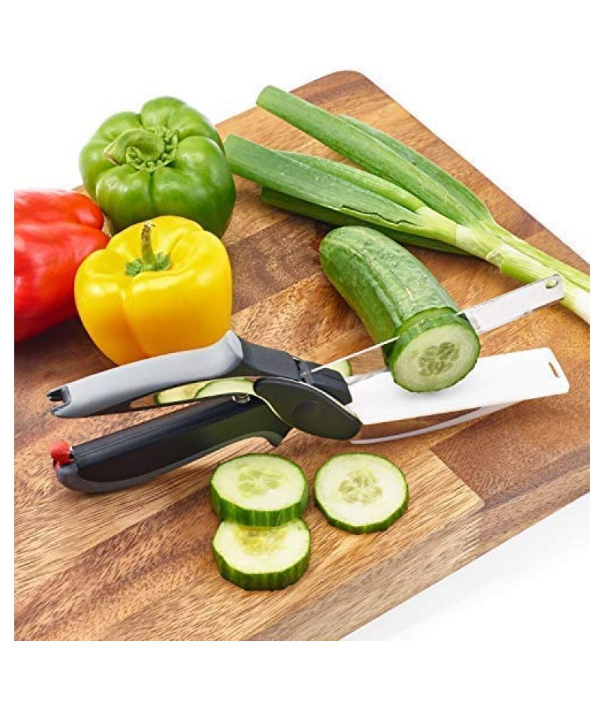 Trade Bharti Smart / Vegetable cutter/ Clever Cutter with lock system