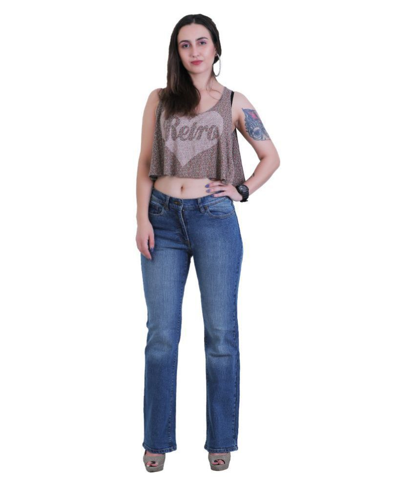 Malachi Denim Jeans - Blue