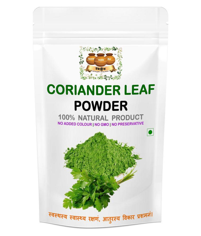 TRIKUND CORIANDER LEAF Powder 100 gm