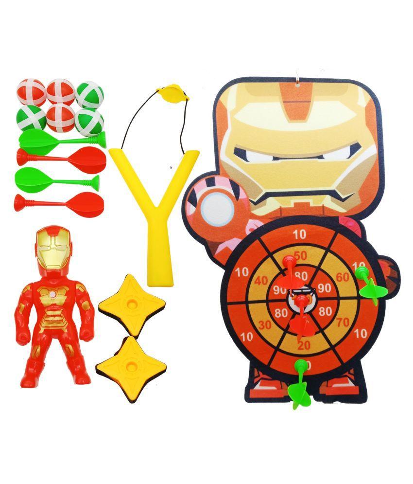 Emob Plastic Multicolor Board Games M