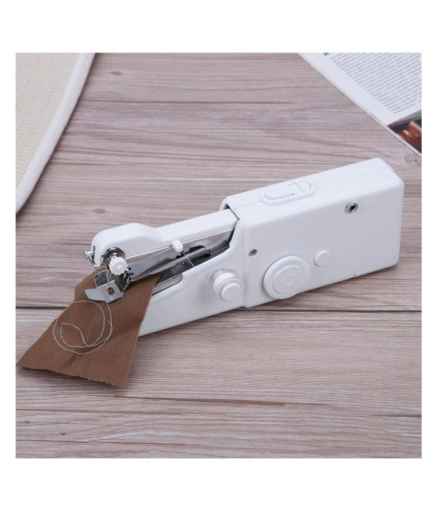 Multi Function Mini Electric Sewing Machine Hand Holding Stitch Machine