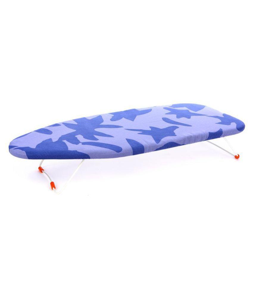 Table Top Blue Star Ironing Board - Eurostar