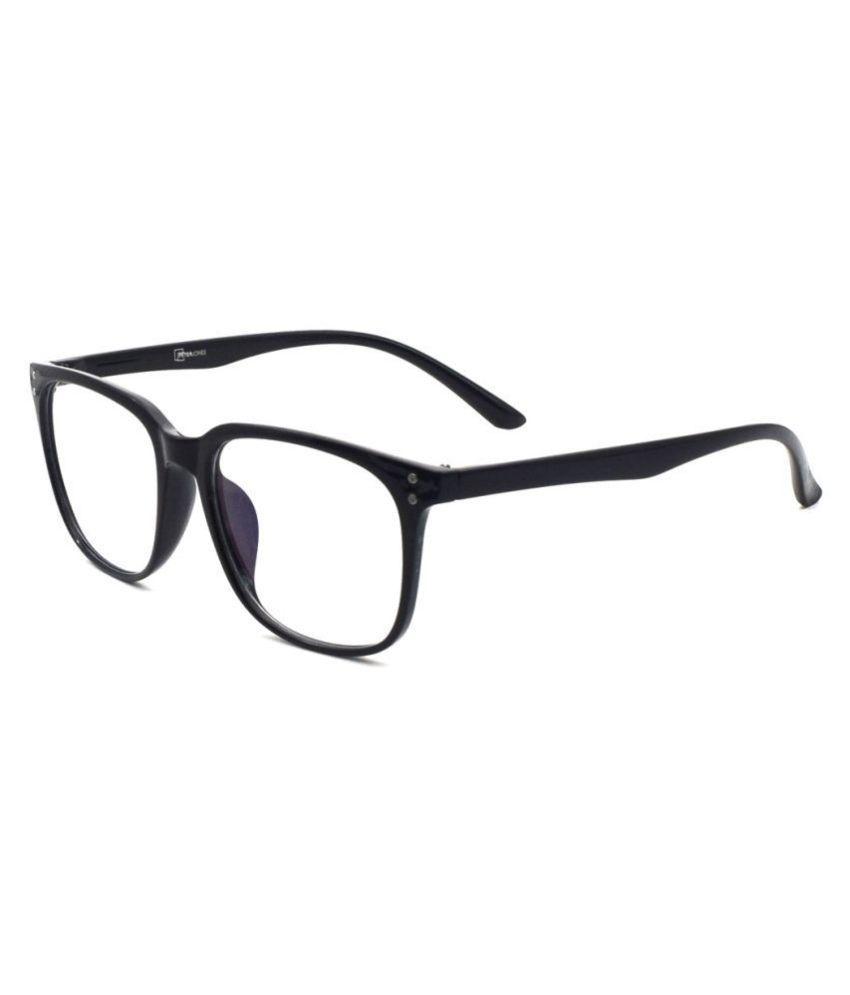 Unisex Blue Cut & Anti-glare Computer Glasses | For Computer Mobile TV | Eye Protection | Zero Power | Brand - Peter Jones