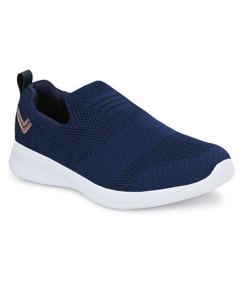 YUUKI EASY WALK 4.1 Navy Running Shoes