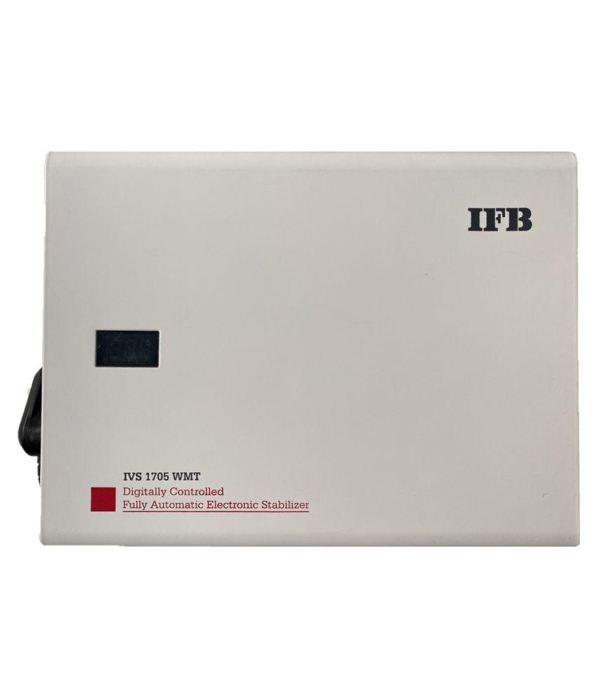 IFB IFB IVS 1705 WMT Suitable For Washing Machine Stabilizer