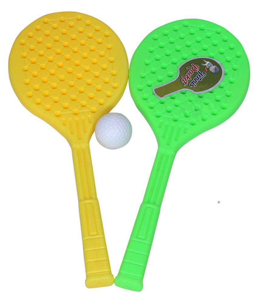 Kittu KT-110 Tennis Racquet MultiColour