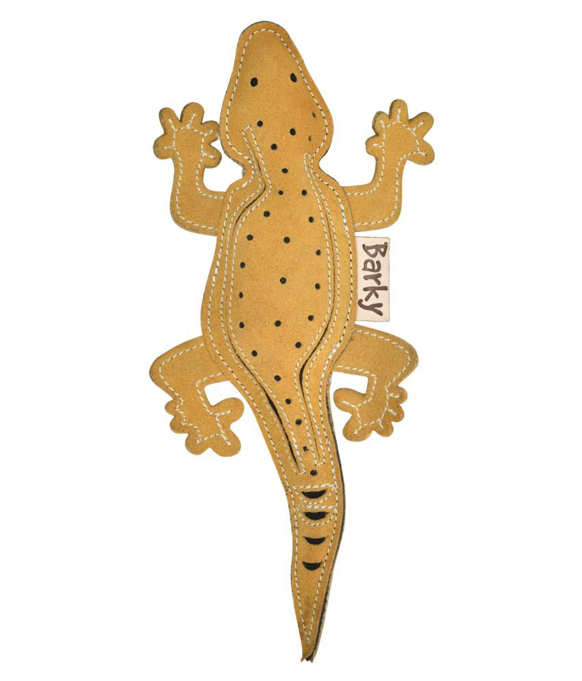 BARKY Pet dog Chewable Lizard Toys for your loveable pets to play always