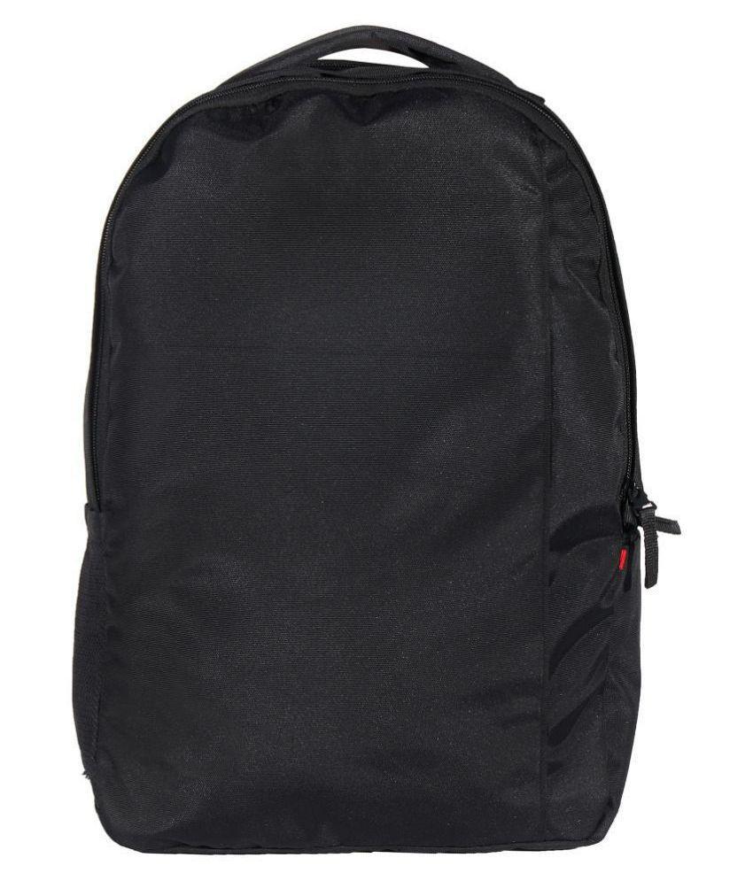 Da Tasche Black 25 Ltrs Backpack