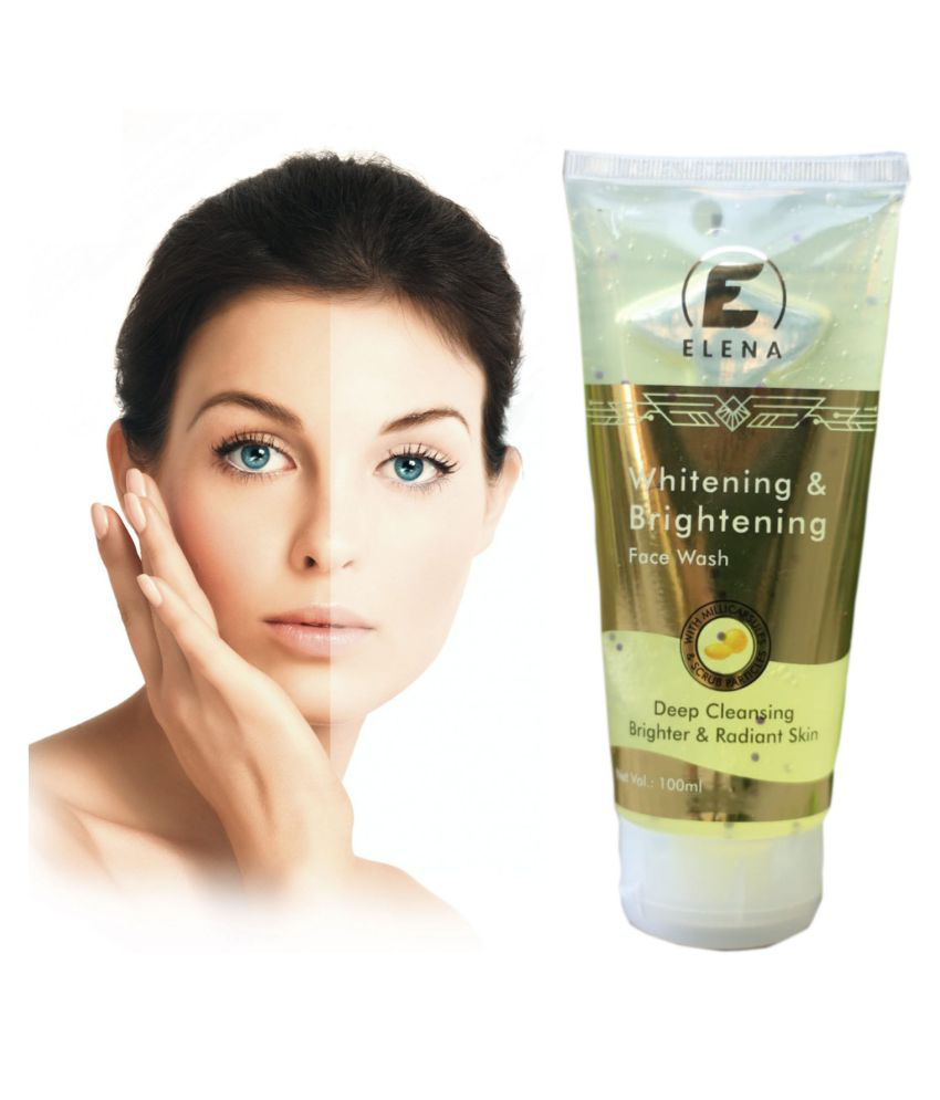 elena face wash for all skin type Face Wash 100 mL