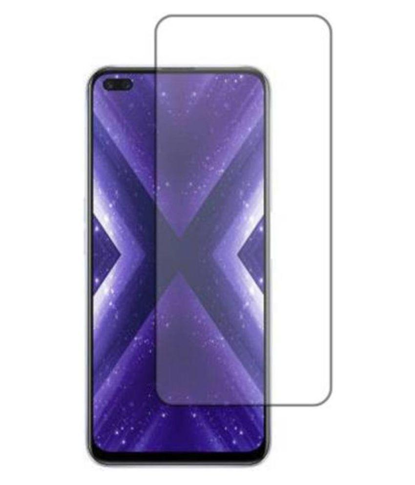 Realme X3 Tempered Glass by EASYKARTZ