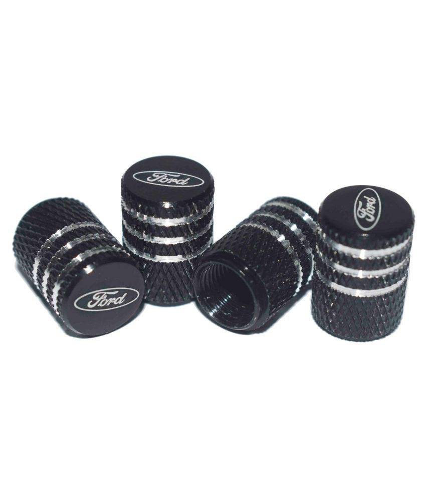 INCOGNITO Tyre Valve Caps Ford Set of 4