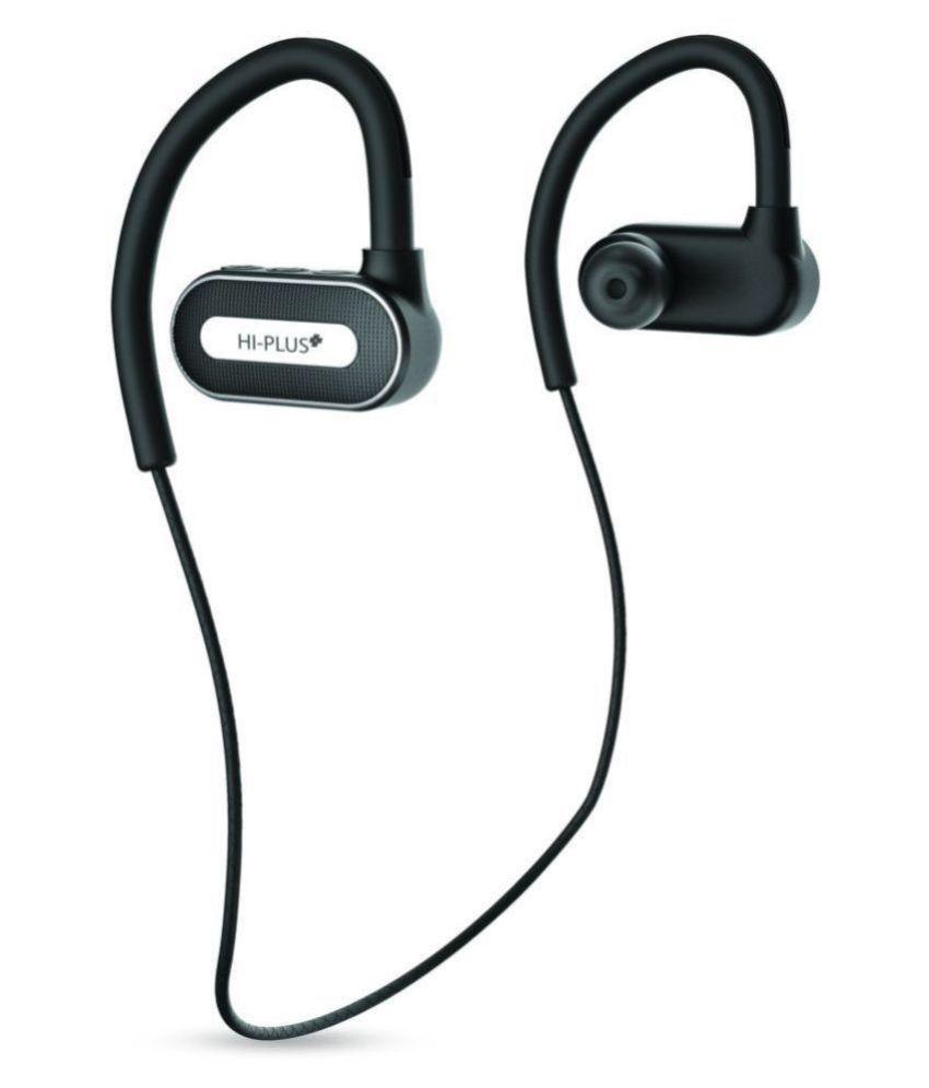 HI-Plus HI-PLUS 111 ROCKER Neckband Wireless With Mic Headphones/Earphones