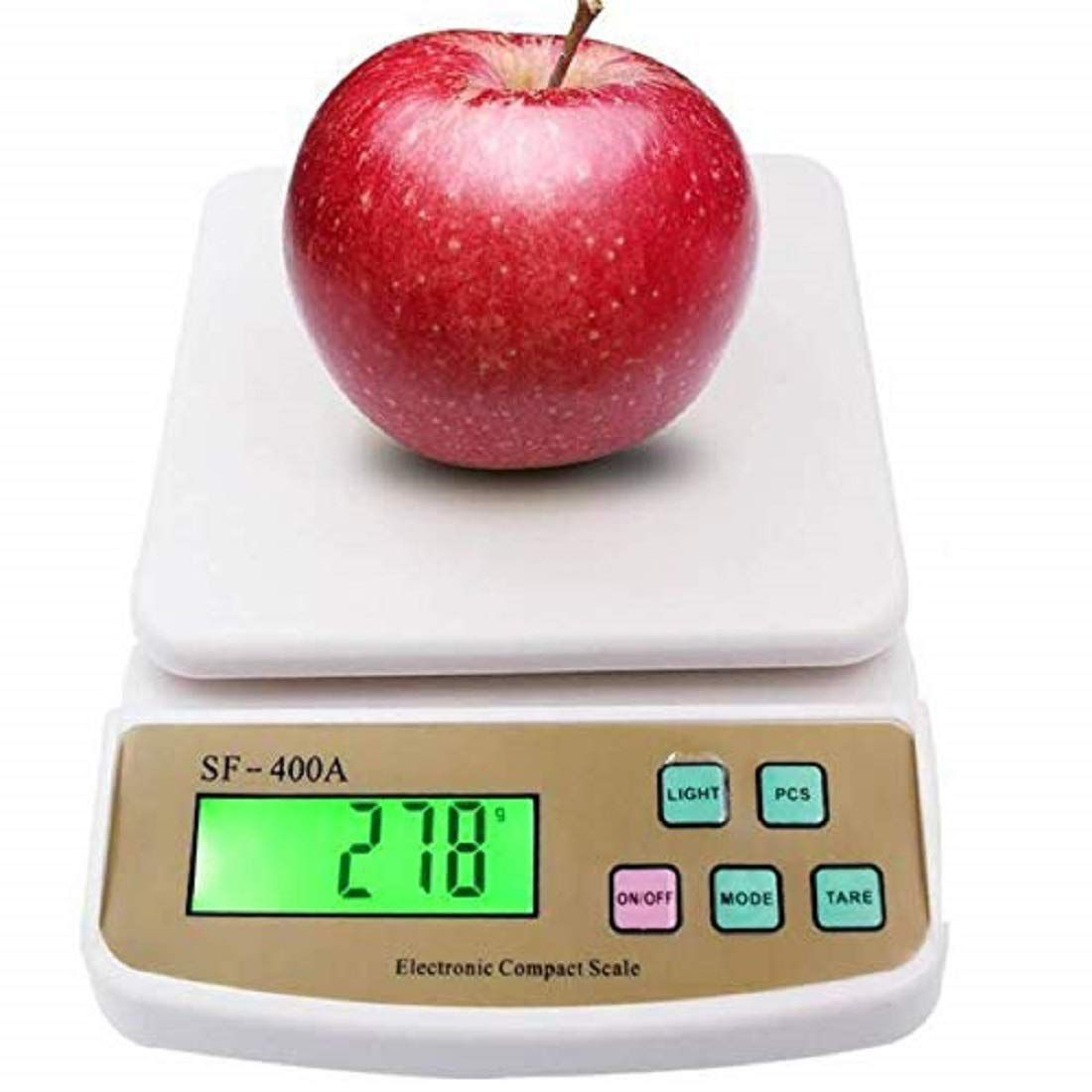 SF-400A Digital Kitchen Weighing Scales Weighing Capacity - 10 Kg