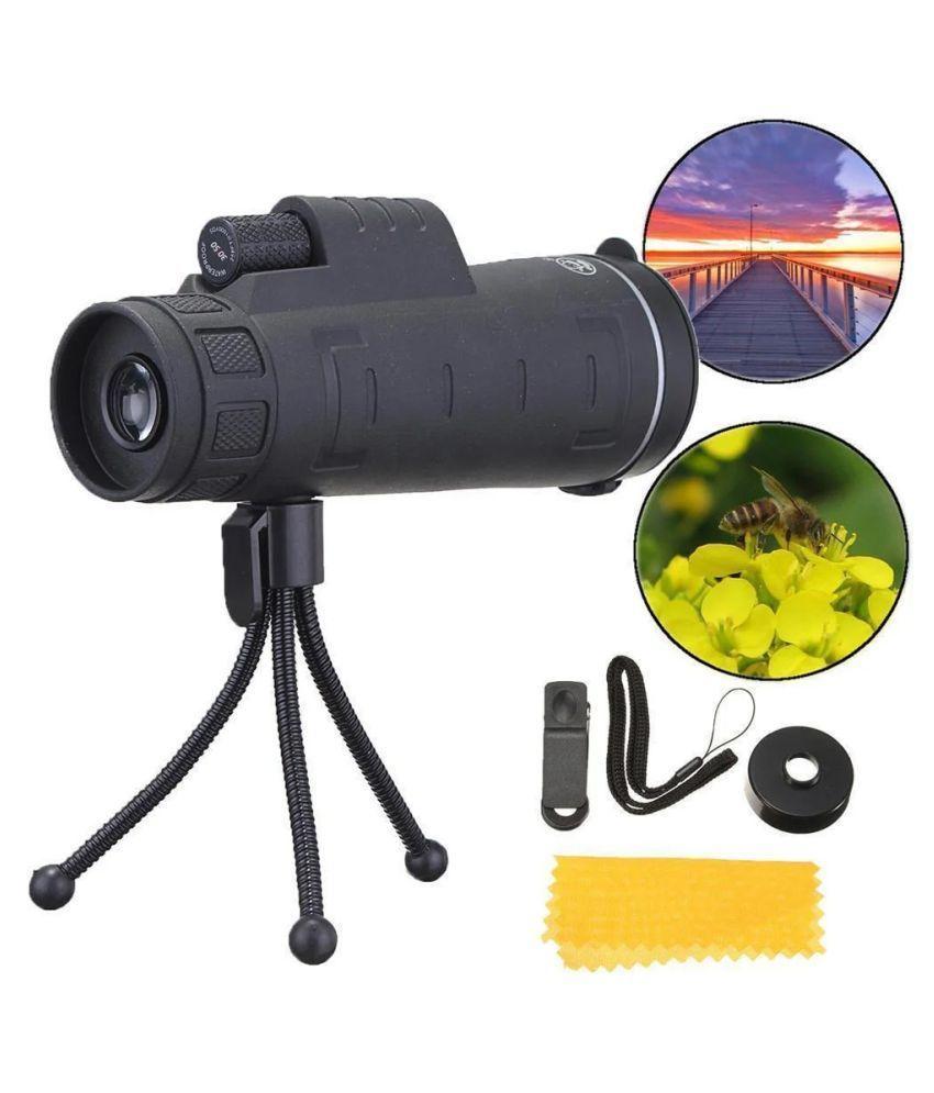 Zoom 10x42 Monocular Telescope Binocular Watching Live Concert