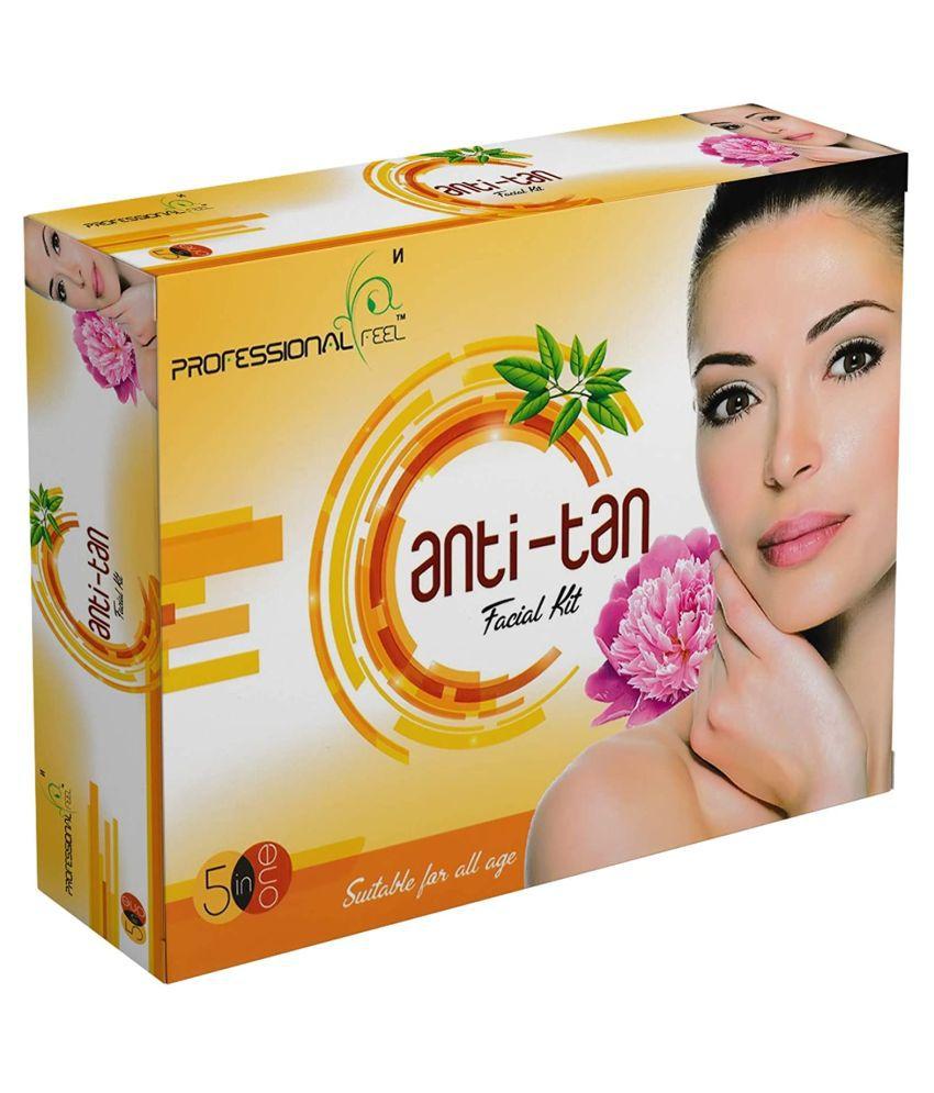 Professional ANTI-TAN Facial Kit 250 g