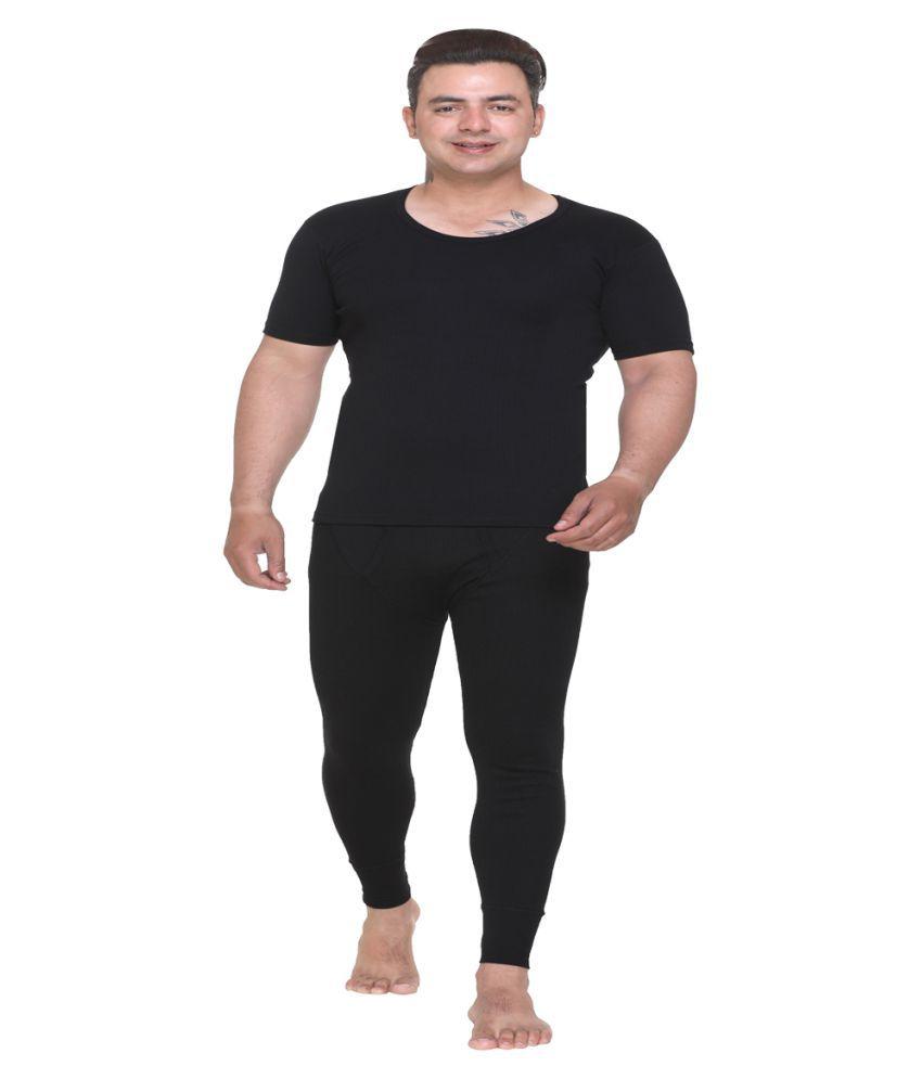 WARMZONE Black Thermal Sets Single Pack