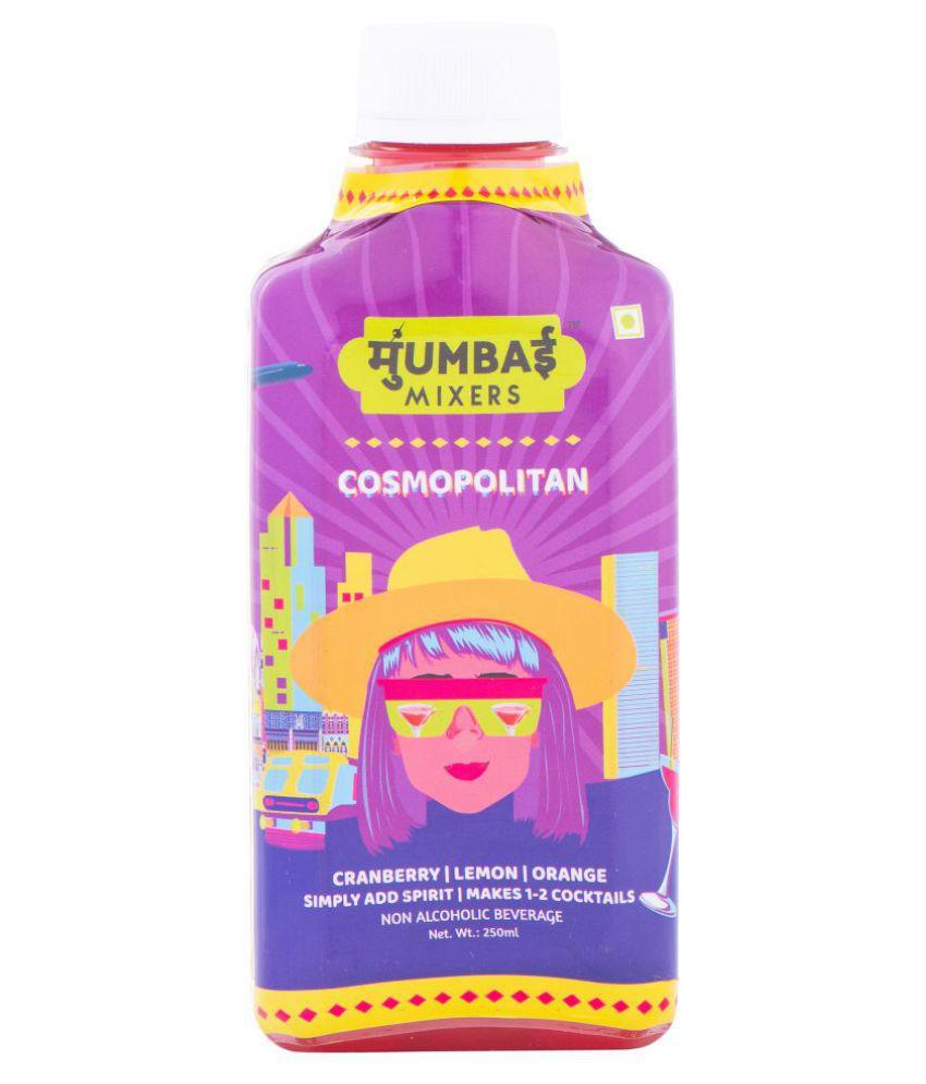 Mumbai Mixers Cosmopolitan Instant Drink Mix 2000 mL Pack of 8