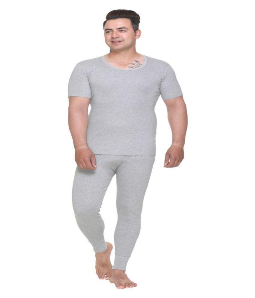 WARMZONE Grey Thermal Sets Single Pack