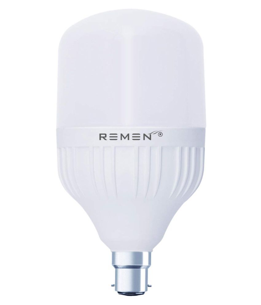 Remen 50W LED Bulb Cool Day Light - Pack of 1