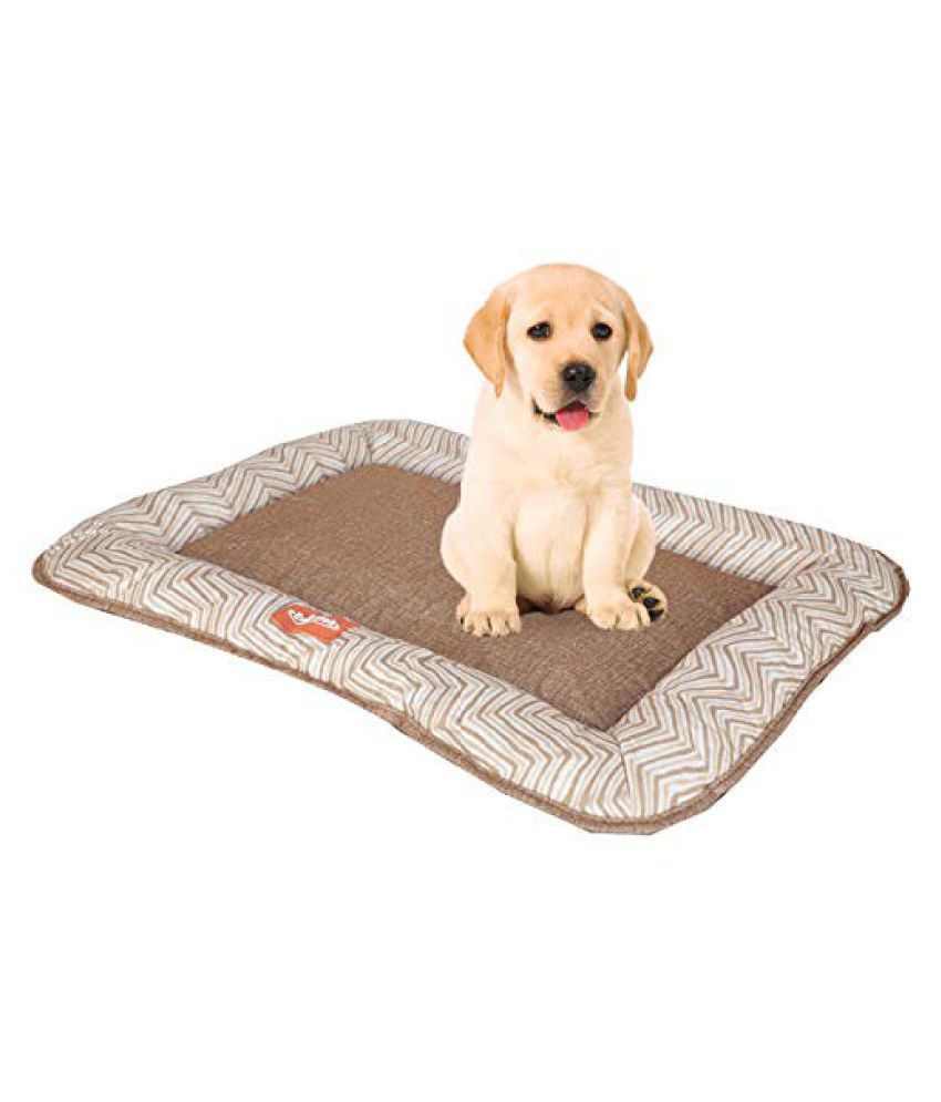 Emily Pets Movable Winter Warm cat and Dog House  pet Bed for Cats and Dogs Brown